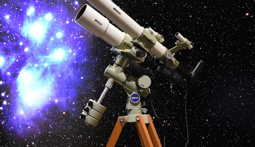 【天文イベント】「星の美しさを伝えた天体望遠鏡たち」ニコンミュージアム企画展が8月28日まで開催【展示品紹介・その2】