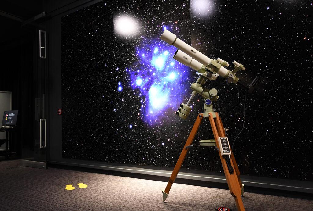 6.5㎝ED屈折赤道儀 8㎝ED屈折天体望遠鏡